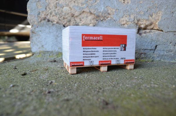 Fermacell Palette
